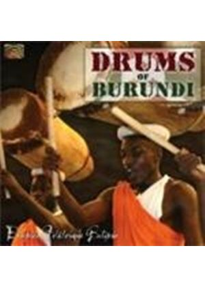 Ensemble Folklorique Batimbo - Drums Of Burundi
