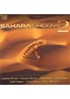 Various Artists - Sahara Groove 2 (Music CD)
