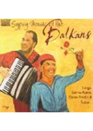 Various Artists - GYPSY MUSIC OF THE BALKANS