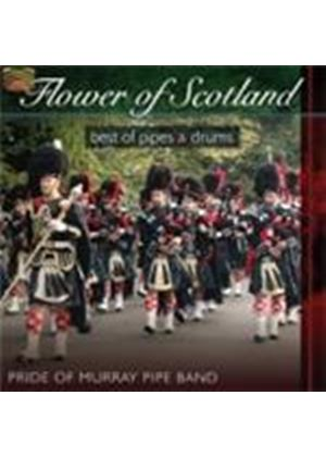 Pride Of Murray Pipe Band - FLOWER OF SCOTLAND