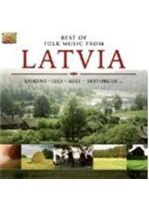 Various Artists - Best Of Folk Music From Latvia