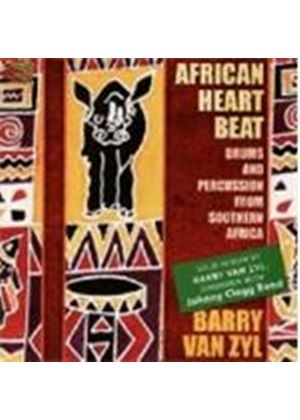 Barry Van Zyl - African Heartbeat: Drums & Percussion From Southern Africa