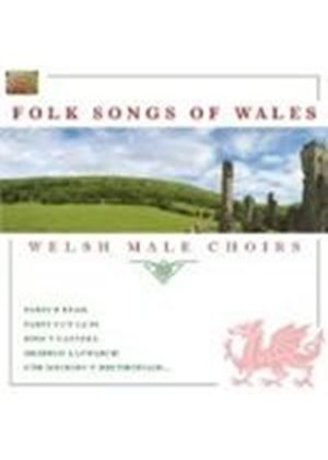 Various Artists - Folk Songs Of Wales: Welsh Male Choirs