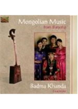Badma Khanda  Ensemble - Mongolian Music From Buryatia