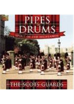 The Scots Guards - Pipes And Drums