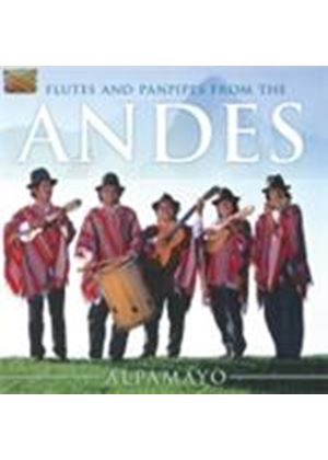 Alpamayo - Flutes And Panpipes From The Andes (Music CD)