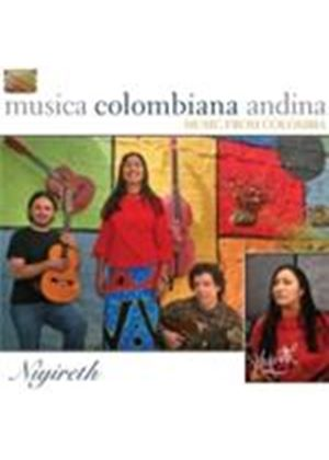 Niyireth - Musica Colombiana Andina (Music From Colombia) (Music CD)