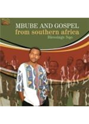 Blessings Nqo - Mbube And Gospel From Southern Africa (Music CD)