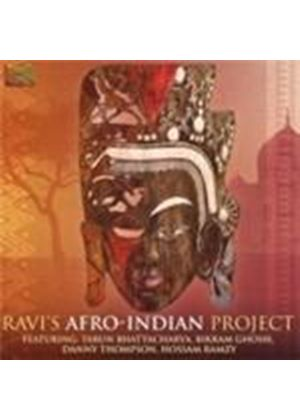 Ravi - Ravi's Afro-Indian Project (Music CD)
