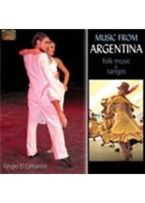 Various Artists - Music From Argentina (Music CD)