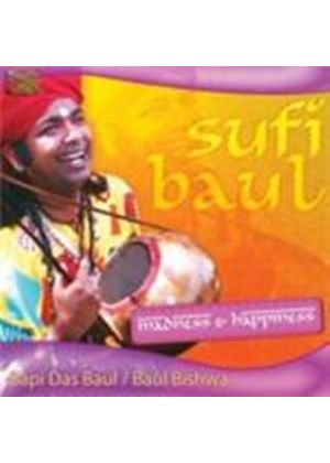 Bapi Das Baul - Sufi Baul (Madness And Happiness) (Music CD)