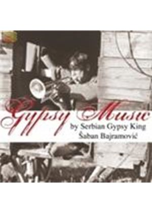 Saban Bajramovic - Gypsy Music (Music CD)