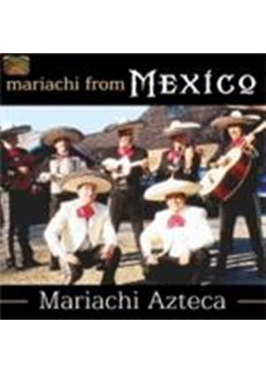 Mariachi Azteca - Mariachi From Mexico (Music CD)