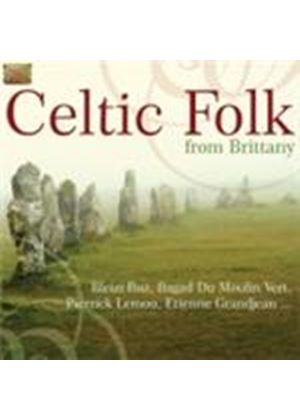 Various Artists - Celtic Folk From Brittany (Music CD)