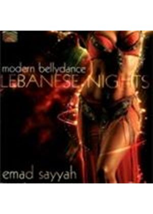 Emad Sayyah - Lebanese Nights (Modern Bellydance) (Music CD)