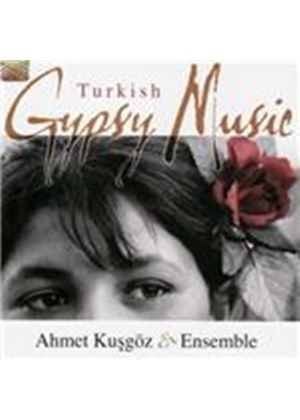 Ahmet Kusgoz & Ensemble - Turkish Gypsy Music (Music CD)