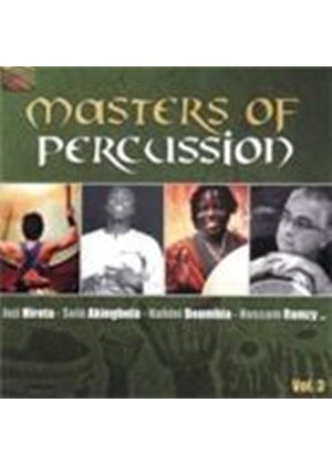 Various Artists - Masters Of Percussion Vol.3 (Music CD)