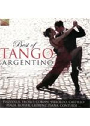 Various Artists - Best Of Tango Argentino (Music CD)