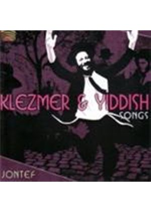 Jontef - Klezmer And Yiddish Songs (Music CD)