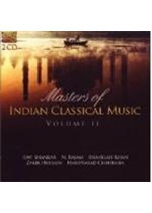 Various Artists - Masters Of Indian Classical Music Vol.2 (Music CD)
