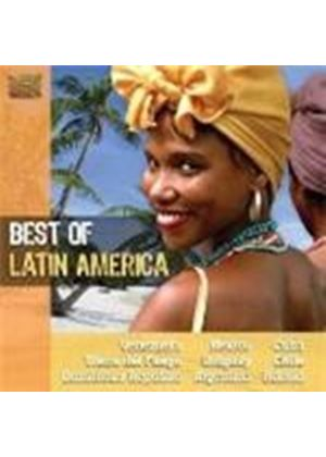 Various Artists - Best Of Latin America (Music CD)