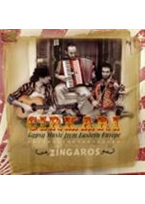 Zingaros - Cirkari (Gypsy Music From Eastern Europe) (Music CD)