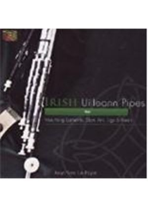 Jean-Yves Le Pape - Irish Uilleann Pipes (Music CD)