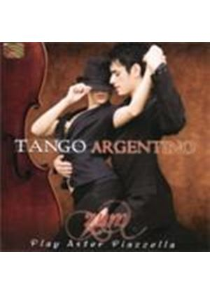 Zum - Tango Argentino (Zum Play Astor Piazzola) (Music CD)