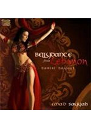 Emad Sayyah - Bellydance From Lebanon (Music CD)