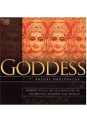 Baluji Shrivastav - Goddess (Music CD)