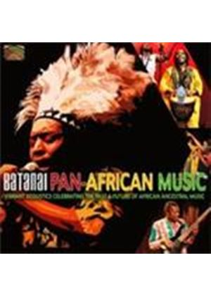 Batani - Pan African Music (Music CD)