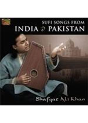 Shafqat Ali Khan - Sufi Songs From India And Pakistan (Music CD)