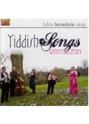 Hilda Bronstein - Yiddish Songs With Chutzpah (Music CD)