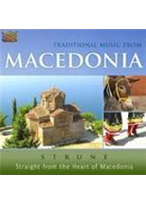 Strune - Traditional Music From Macedonia (Music CD)
