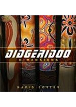 David Corter - Didgeridoo Dimensions (Music CD)