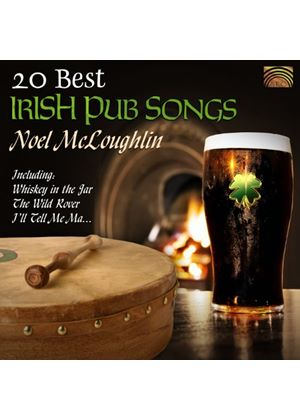 Noel McLoughlin - 20 Best Irish Pub Songs (Music CD)