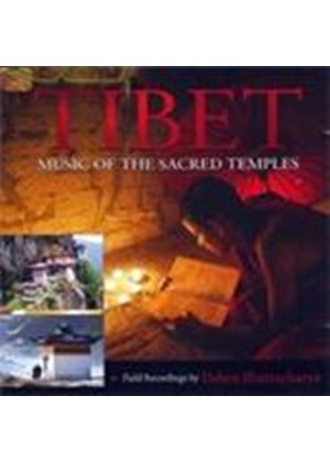 Various Artists - Tibet - Music Of The Sacred Temples (Music CD)