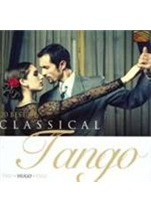 Hugo Diaz Trio (The) - 20 Best Of Classical Tango, The (Music CD)