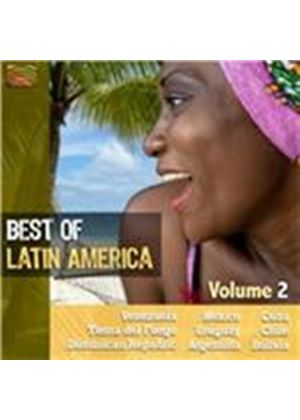 Various Artists - Best of Latin America, Vol. 2 (Music CD)
