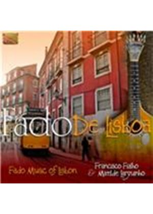 Francisco Fialho - Fado De Lisboa (Music CD)