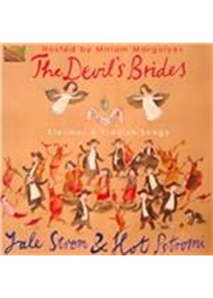 Hot Pstromi - Devil's Brides Klezmer & Yiddish Songs (Music CD)