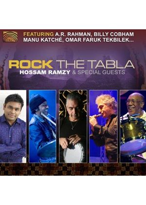 Hossam Ramzy - Rock the Tabla (Music CD)