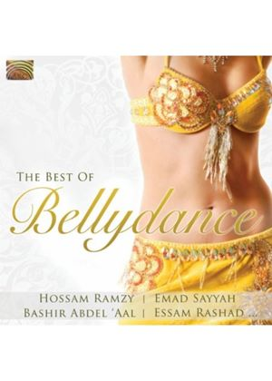 Hossam Ramzy, Emad Sayyah, Bashir Abdel 'Aal, Emad Rashad - The Best of Bellydance (Music CD)