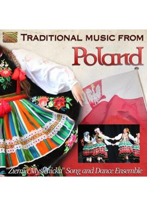 Ziemia Myslenicka Song and Dance Ensemble - Traditional Music from Poland (Music CD)