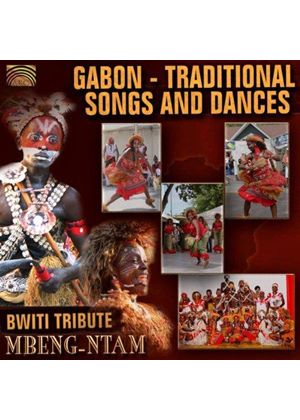 Mbeng-Ntam - Gabon - Traditional Songs And Dances (Music CD)