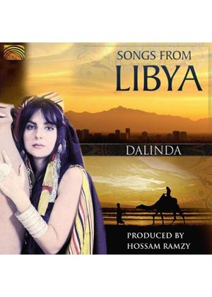 Dalinda - Songs from Libya (Music CD)