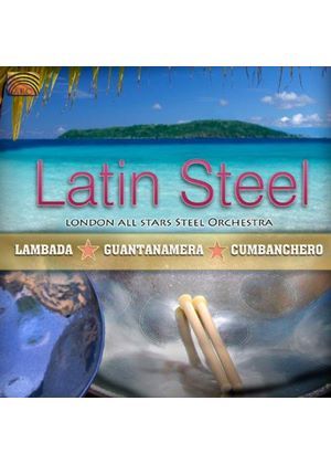 London All Stars Steel Orchestra - Latin Steel (Music CD)