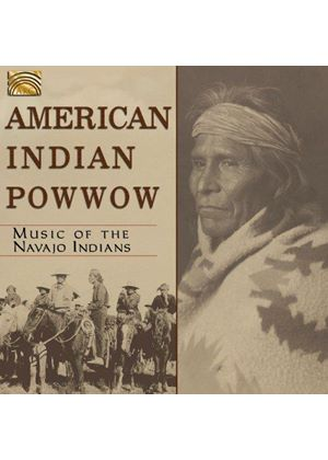Various Artists - American Indian Pow Wow (Music of the Navajo Indians) (Music CD)