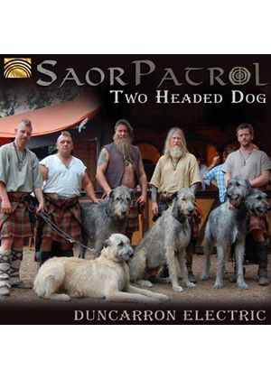 Saor Patrol - Two Headed Dog (Music CD)