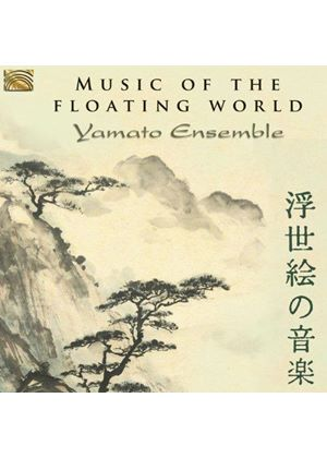 Music of the Floating World (Music CD)